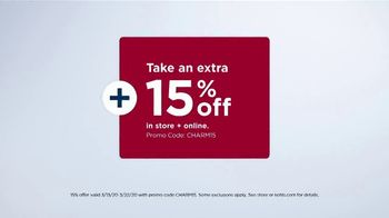 Kohl's TV Spot, 'Stack the Savings: Tops, Dress Apparel and Bath Towels' - Thumbnail 2