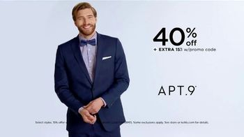 Kohl's TV Spot, 'Stack the Savings: Tops, Dress Apparel and Bath Towels' - Thumbnail 4