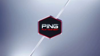 PING Golf G410 Iron TV Spot, 'Forgiveness. Re-shaped.' - Thumbnail 1