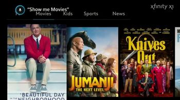 XFINITY X1 TV Spot, 'All the Movies: Step Up Your Game' - Thumbnail 9