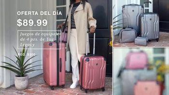 Macy's Venta de Un Día TV Spot, 'Edredones, cocina y equipaje' [Spanish] - Thumbnail 3