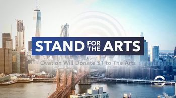 Stand for the Arts TV Spot, 'Ovation: Female Leaders' - Thumbnail 9