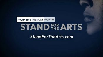 Stand for the Arts TV Spot, 'Ovation: Female Leaders' - Thumbnail 2