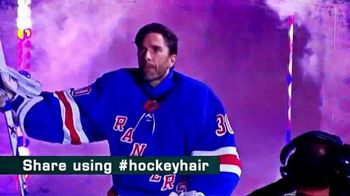The National Hockey League Legendhairy Lineup Sweepstakes TV Spot, 'Hockey Hair' - Thumbnail 10