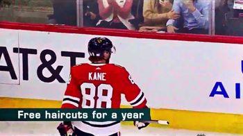 The National Hockey League Legendhairy Lineup Sweepstakes TV Spot, 'Hockey Hair' - Thumbnail 6