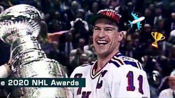 The National Hockey League Legendhairy Lineup Sweepstakes TV Spot, 'Hockey Hair' - Thumbnail 7