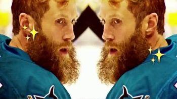 The National Hockey League Legendhairy Lineup Sweepstakes TV Spot, 'Hockey Hair' - Thumbnail 8