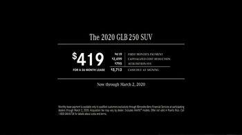 2020 Mercedes-Benz GLB TV Spot, 'My Girl' Song by Stevie Wonder [T2] - Thumbnail 9