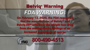 The Sentinel Group TV Spot, 'Belviq Warning' - Thumbnail 2