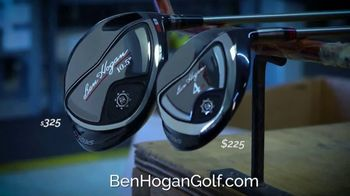 Ben Hogan Golf Equipment Company TV Spot, 'Demanding Perfection' - Thumbnail 9