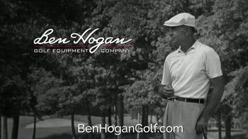 Ben Hogan Golf Equipment Company TV Spot, 'Demanding Perfection' - Thumbnail 8