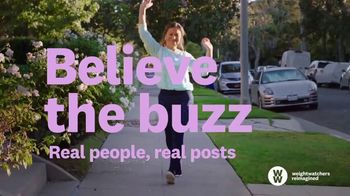 WW TV Spot, 'Believe the Buzz: Join for Free and Save 30 Percent'
