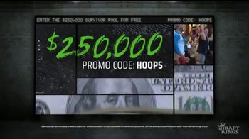 DraftKings TV Spot, 'Royalty: March Mania Survivor Pool: College Debt' - Thumbnail 5