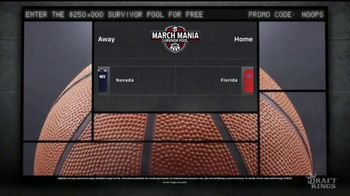DraftKings TV Spot, 'Royalty: March Mania Survivor Pool: College Debt' - Thumbnail 6