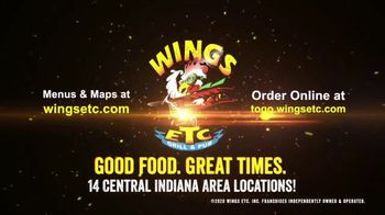 Wings Etc. TV Spot, 'Order Online: Special Prices' - Thumbnail 9