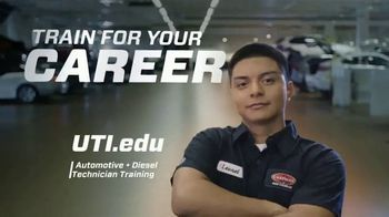 Universal Technical Institute (UTI) TV Spot, 'Soundtrack: Train for Your Career'