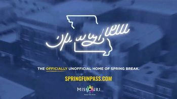 Springfield Missouri Convention & Visitors Bureau TV Spot, 'Spring Break' - Thumbnail 10