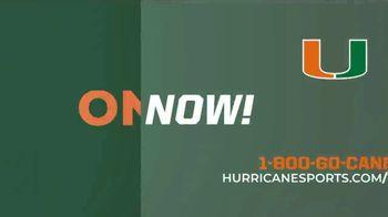 University of Miami TV Spot, '2020 Football Season' - Thumbnail 10