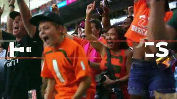 University of Miami TV Spot, '2020 Football Season' - Thumbnail 2