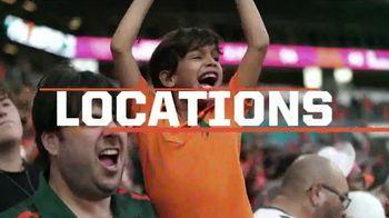 University of Miami TV Spot, '2020 Football Season' - Thumbnail 8