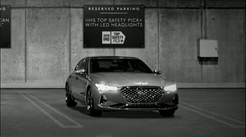 2019 Genesis G70 TV Spot, 'Parking Space' [T2]