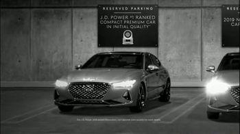 2019 Genesis G70 TV Spot, 'Parking Space' [T2] - Thumbnail 8