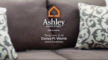 Ashley HomeStore 75th Anniversary Sale TV Spot, 'One Room or Entire Home' Song by Midnight Riot - Thumbnail 10