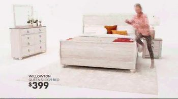 Ashley HomeStore 75th Anniversary Sale TV Spot, 'One Room or Entire Home' Song by Midnight Riot - Thumbnail 5