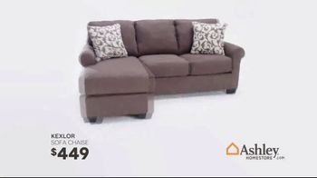 Ashley HomeStore 75th Anniversary Sale TV Spot, 'One Room or Entire Home' Song by Midnight Riot - Thumbnail 7