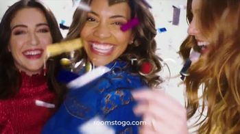 Rooms to Go Anniversary Sale TV Spot, 'Five Piece Bedroom: $999' Song by Junior Senior - Thumbnail 10