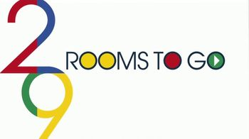 Rooms to Go Anniversary Sale TV Spot, 'Five Piece Bedroom: $999' Song by Junior Senior - Thumbnail 2
