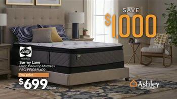 Ashley HomeStore 75th Anniversary Mattress Sale TV Spot, 'Save $1,000' Song by Midnight Riot - Thumbnail 7