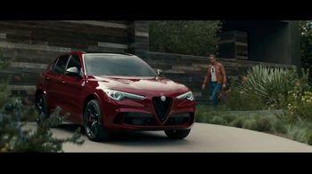 2020 Alfa Romeo Stelvio TV Spot, 'Type A: Stelvio' Featuring Alexander Skarsgård [T1] - Thumbnail 1