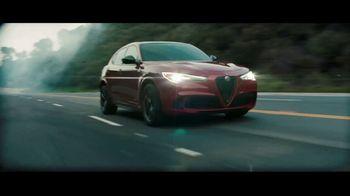 2020 Alfa Romeo Stelvio TV Spot, 'Type A: Stelvio' Featuring Alexander Skarsgård [T1] - Thumbnail 3