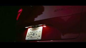 2020 Alfa Romeo Stelvio TV Spot, 'Type A: Stelvio' Featuring Alexander Skarsgård [T1] - Thumbnail 4