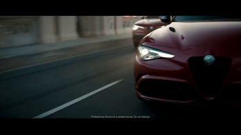 2020 Alfa Romeo Stelvio TV Spot, 'Type A: Stelvio' Featuring Alexander Skarsgård [T1] - Thumbnail 5