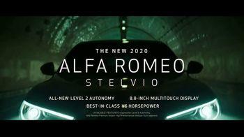 2020 Alfa Romeo Stelvio TV Spot, 'Type A: Stelvio' Featuring Alexander Skarsgård [T1] - Thumbnail 8
