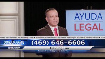 Fielding Law Group TV Spot, 'Profesionales legales en vivo' [Spanish] - Thumbnail 8