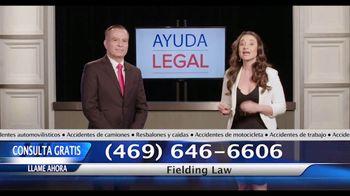 Fielding Law Group TV Spot, 'Profesionales legales en vivo' [Spanish] - Thumbnail 4