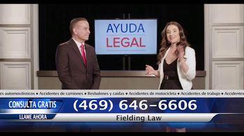 Fielding Law Group TV Spot, 'Profesionales legales en vivo' [Spanish] - Thumbnail 5