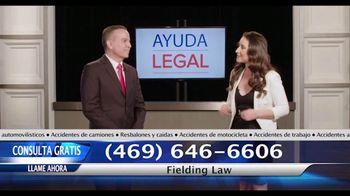 Fielding Law Group TV Spot, 'Profesionales legales en vivo' [Spanish] - Thumbnail 6