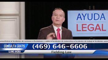 Fielding Law Group TV Spot, 'Profesionales legales en vivo' [Spanish] - Thumbnail 7