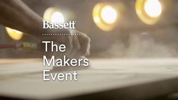 Bassett The Makers Event TV Spot, 'American Artisans: Save 30%' - Thumbnail 2
