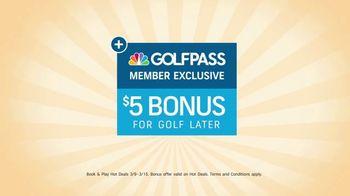 GolfNow.com TV Spot, 'Spring Into Savings' - Thumbnail 7