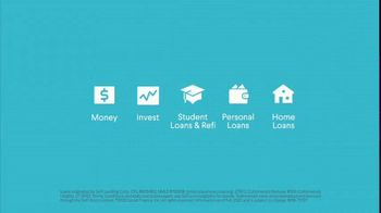 SoFi TV Spot, 'SoFi Members Get Their Student Debt Right: $1.5 Trillion: End in Sight' Song by Labrinth - Thumbnail 9