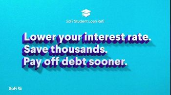 SoFi TV Spot, 'SoFi Members Get Their Student Debt Right: $1.5 Trillion: End in Sight' Song by Labrinth - Thumbnail 7