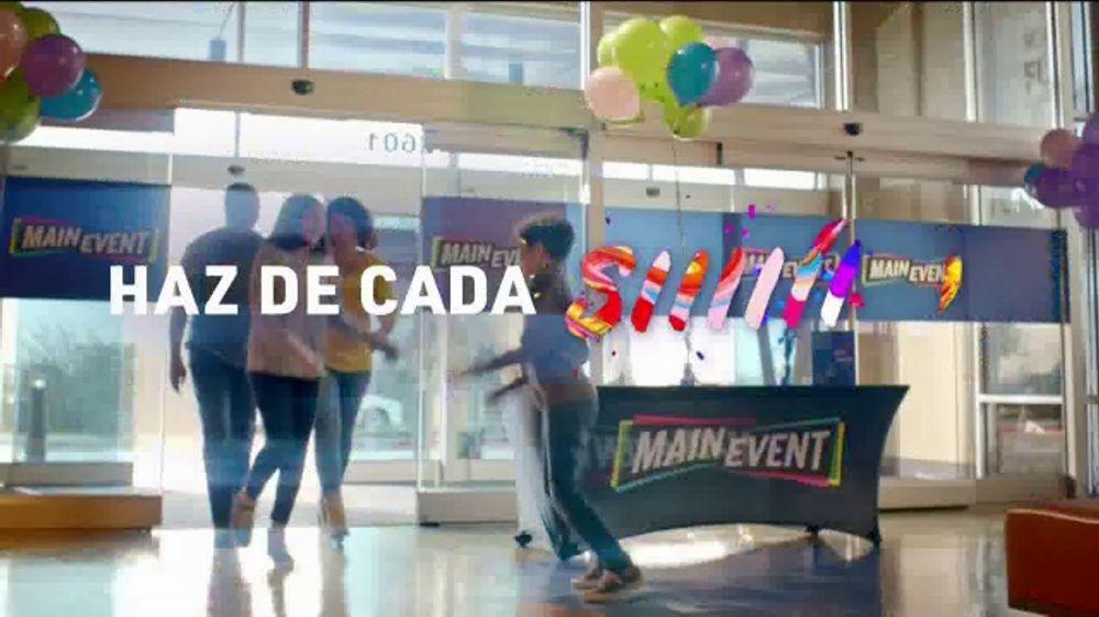 Main Event Entertainment Spring FUNPass TV Commercial, 'Tu propio ritmo'