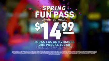 Main Event Entertainment Spring FUNPass TV Spot, 'Tu propio ritmo' [Spanish] - Thumbnail 7