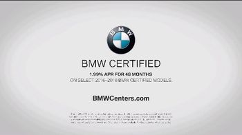 BMW Certified TV Spot, 'Special Delivery, Part 1' [T1] - Thumbnail 9