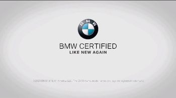 BMW Certified TV Spot, 'Special Delivery, Part 1' [T1] - Thumbnail 8
